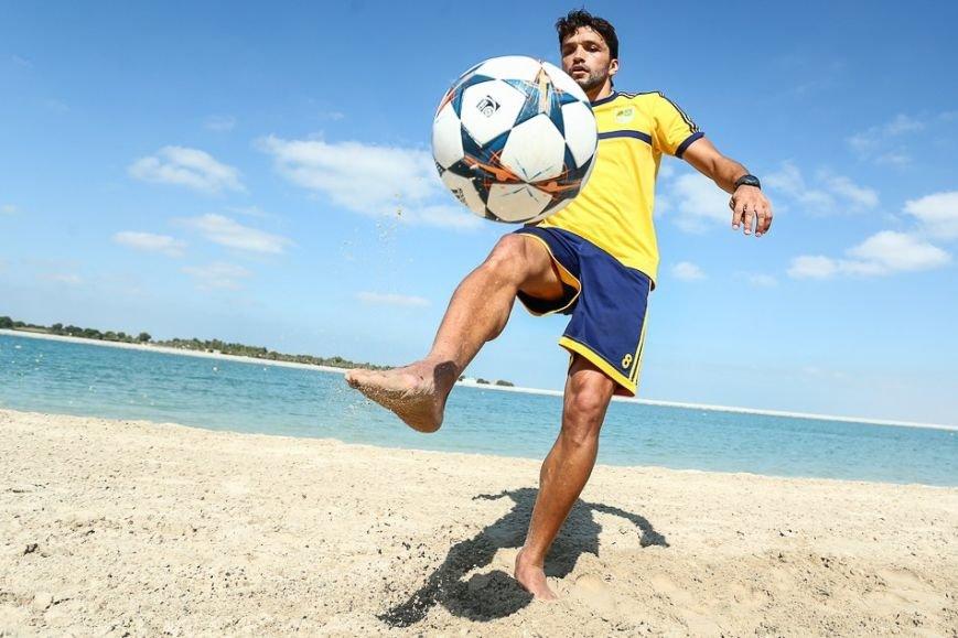 Новый капитан команды и возвращение Девича: «Металлист» продолжает тренироваться в ОАЭ (ФОТО), фото-2