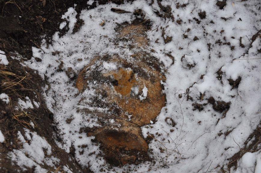 В Сумской области нашли авиабомбу весом 250 кг (ФОТО), фото-1