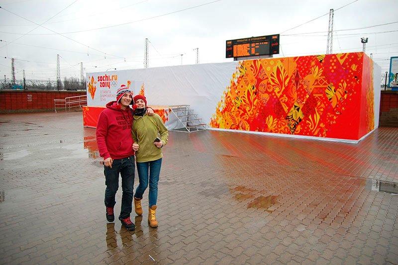 Как Белгород готовится принять Эстафету Олимпийского огня, фото-6