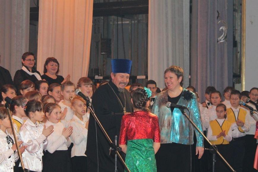 В Артемовске двенадцать хоров славили Рождество Христово (ВИДЕО), фото-3