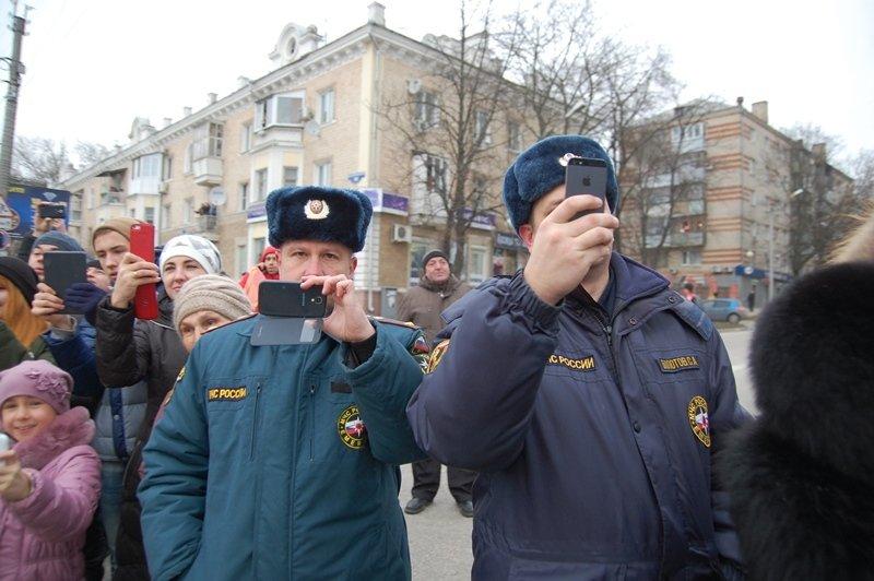 Остановленные мгновения Эстафеты Олимпийского огня в Белгороде, фото-4