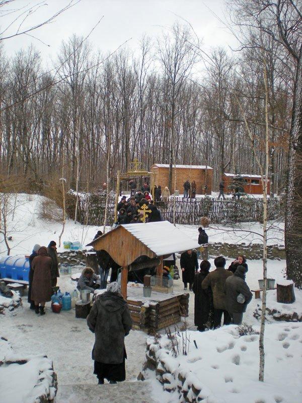 В Донецкой епархии рассказали, где будут освящать воду (фото), фото-1