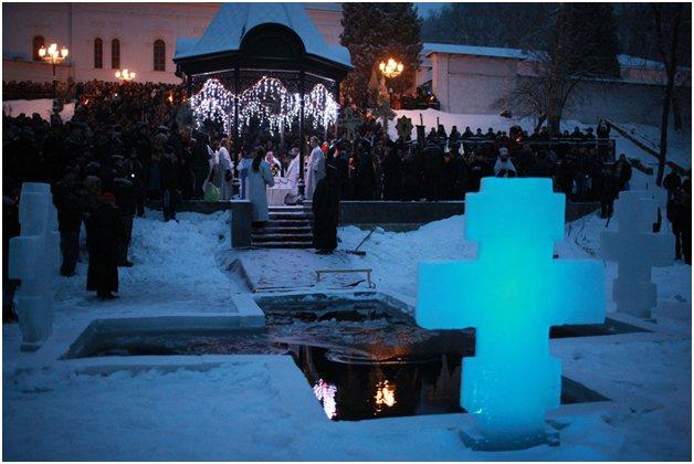 В Донецкой епархии рассказали, где будут освящать воду (фото), фото-2