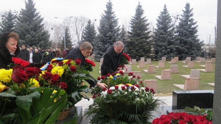 В Харькове почтили память трагически погибшего бывшего губернатора области (ФОТО), фото-3
