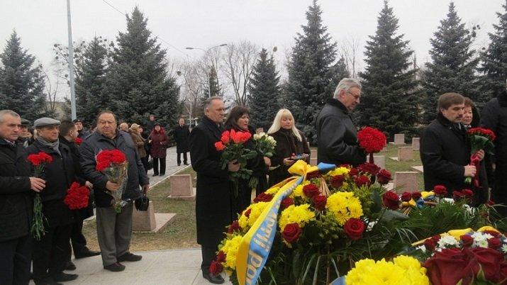 В Харькове почтили память трагически погибшего бывшего губернатора области (ФОТО), фото-4