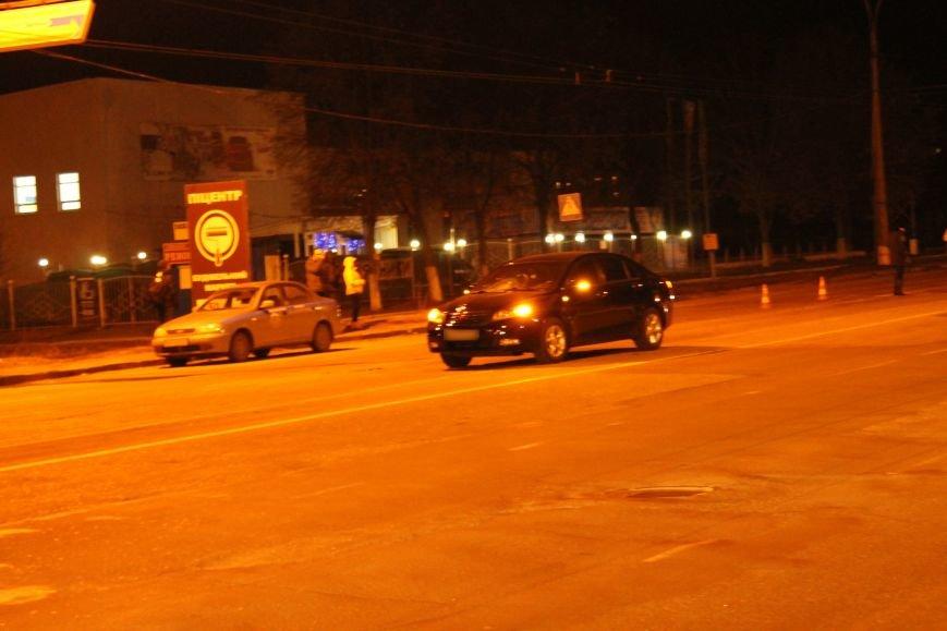 В Сумах иномарка сбила женщину на переходе (ФОТО), фото-1