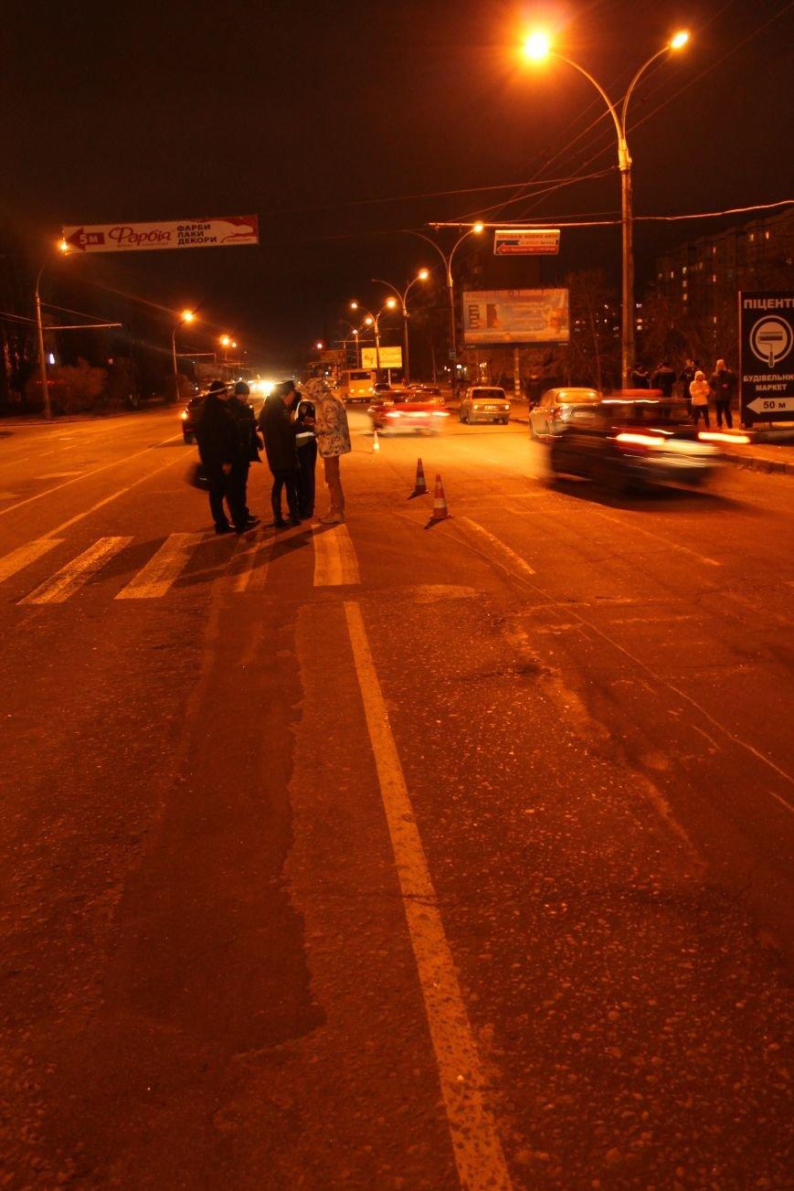 В Сумах иномарка сбила женщину на переходе (ФОТО), фото-3