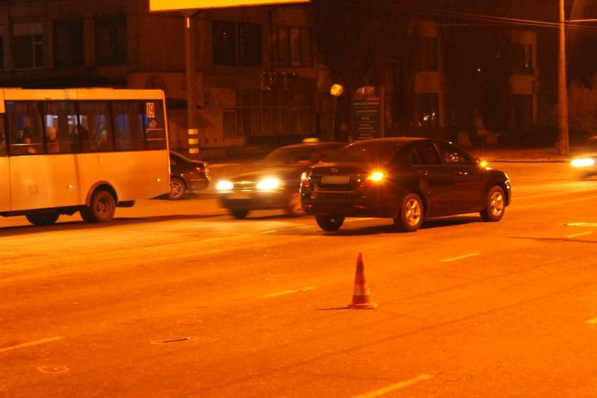 В Сумах иномарка сбила женщину на переходе (ФОТО), фото-2