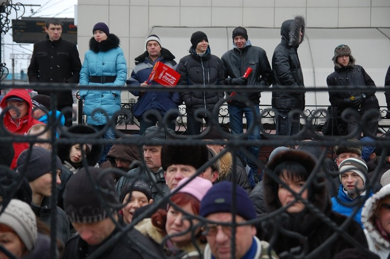 Зрители Эстафеты: Как Белгород встречал Олимпийский огонь, фото-4