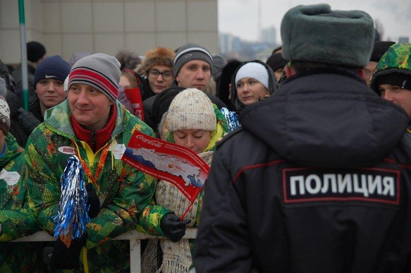 Зрители Эстафеты: Как Белгород встречал Олимпийский огонь, фото-3