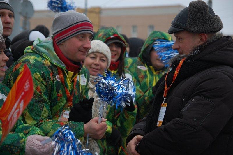 Зрители Эстафеты: Как Белгород встречал Олимпийский огонь, фото-2