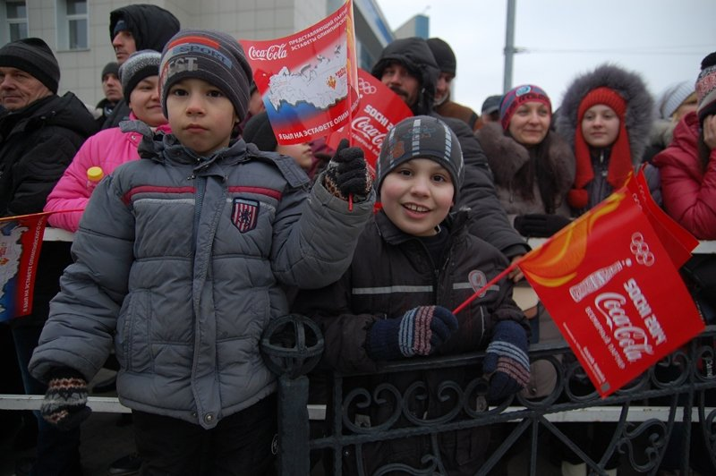 Зрители Эстафеты: Как Белгород встречал Олимпийский огонь, фото-1