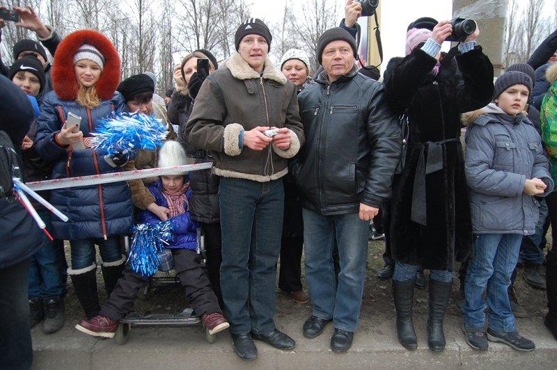 Зрители Эстафеты: Как Белгород встречал Олимпийский огонь, фото-13