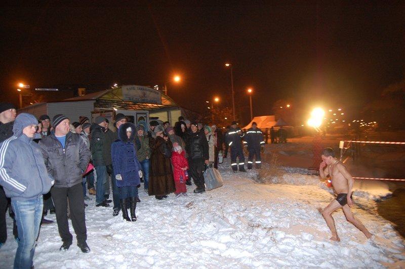 Крещение в Белгороде: Праздник в ледяной воде (фото) - фото 6