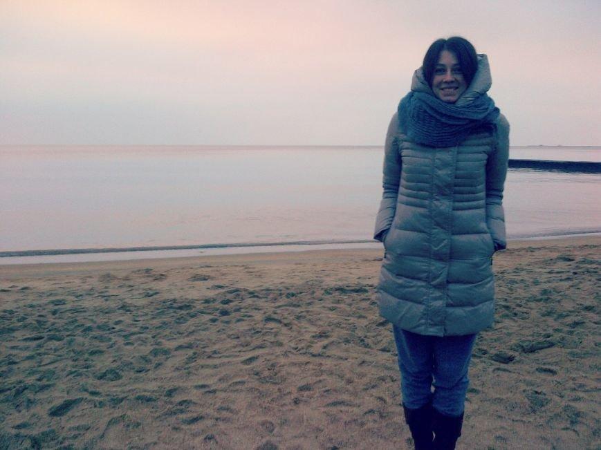 В Мариуполе участники «Х фактора» окунулись в Азовское море (ФОТО), фото-2