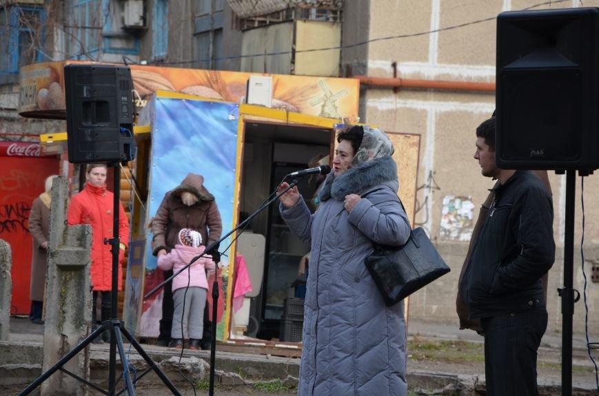 В Мариуполе агитируют к предстоящим выборам в горсовет (ФОТО), фото-2