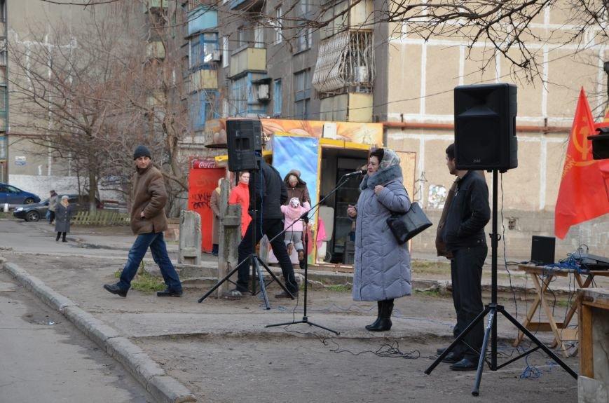 В Мариуполе агитируют к предстоящим выборам в горсовет (ФОТО), фото-3