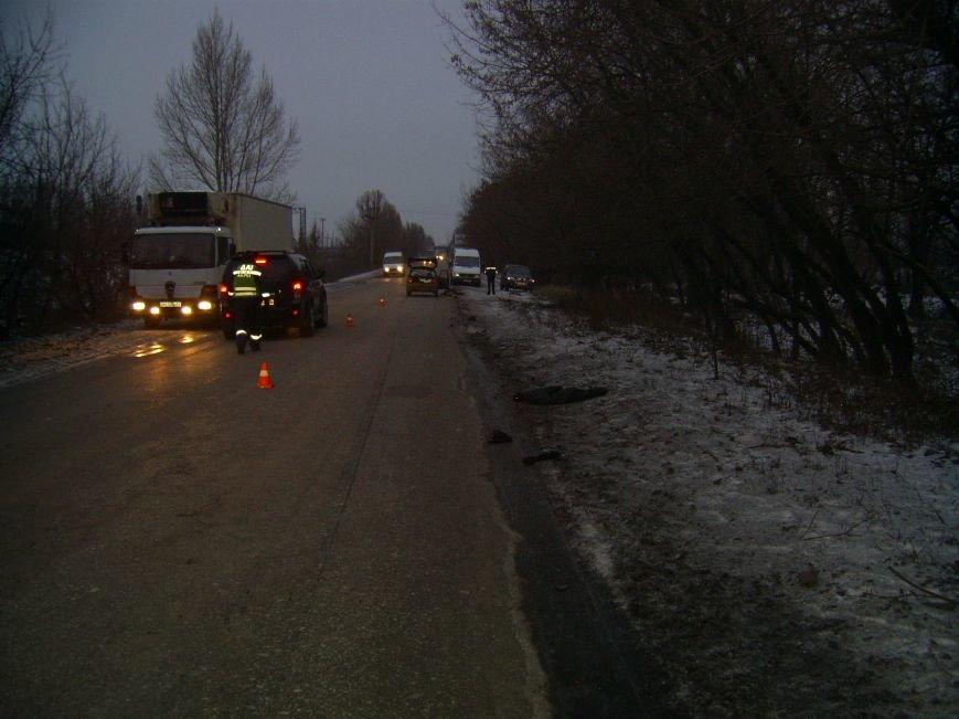 ДТП на дороге Родинское-Красноармейск.  Двое - насмерть, еще  двое - в больнице (ФОТО), фото-1