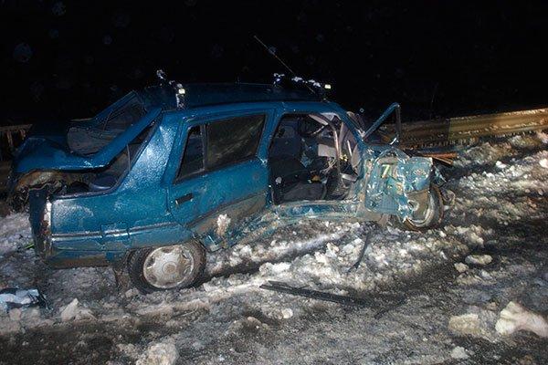 ДТП на Тернопільщині: один загиблий і троє травмованих (фото), фото-1