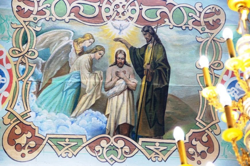 Архиепископ Митрофан совершил литургию в артемовском храме в День памяти Иоанна Крестителя (ФОТО + ВИДЕО), фото-9