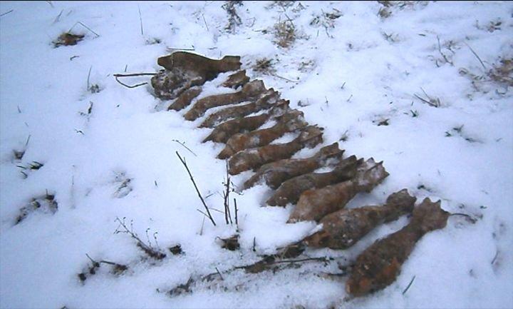 Сумська область: знешкоджено 22 боєприпаси часів війни, серед них 4 авіабомби (ФОТО), фото-5