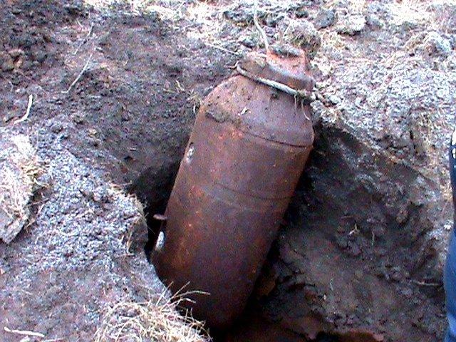 Сумська область: знешкоджено 22 боєприпаси часів війни, серед них 4 авіабомби (ФОТО), фото-1