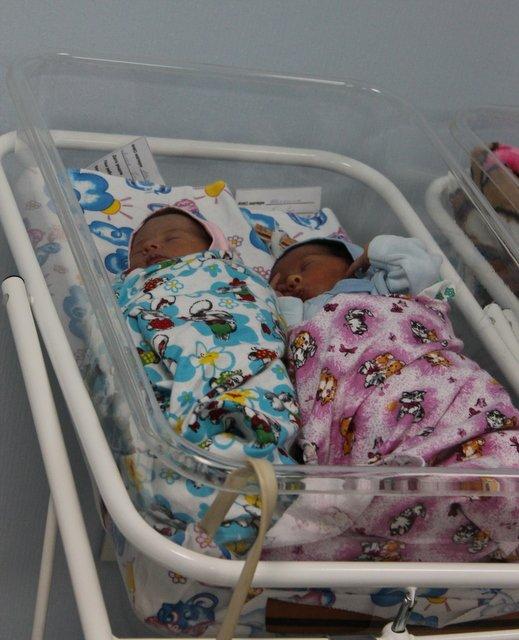 В Симферополе в семье инвалидов-колясочников родилась двойня (ФОТО), фото-2