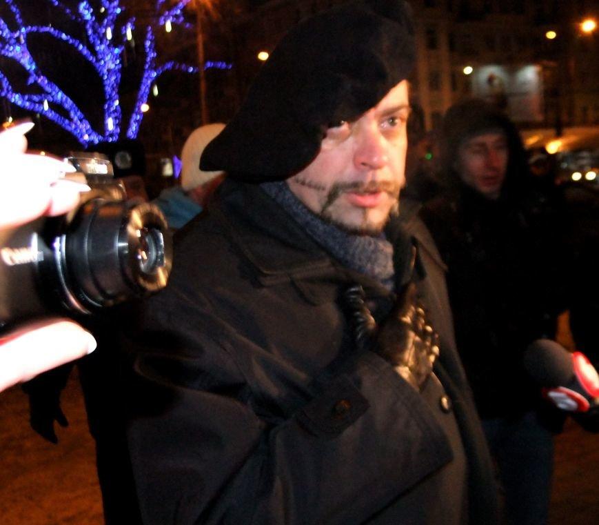 Евромайдан в Донецке «разогнали» регионалы (фото, видео), фото-4