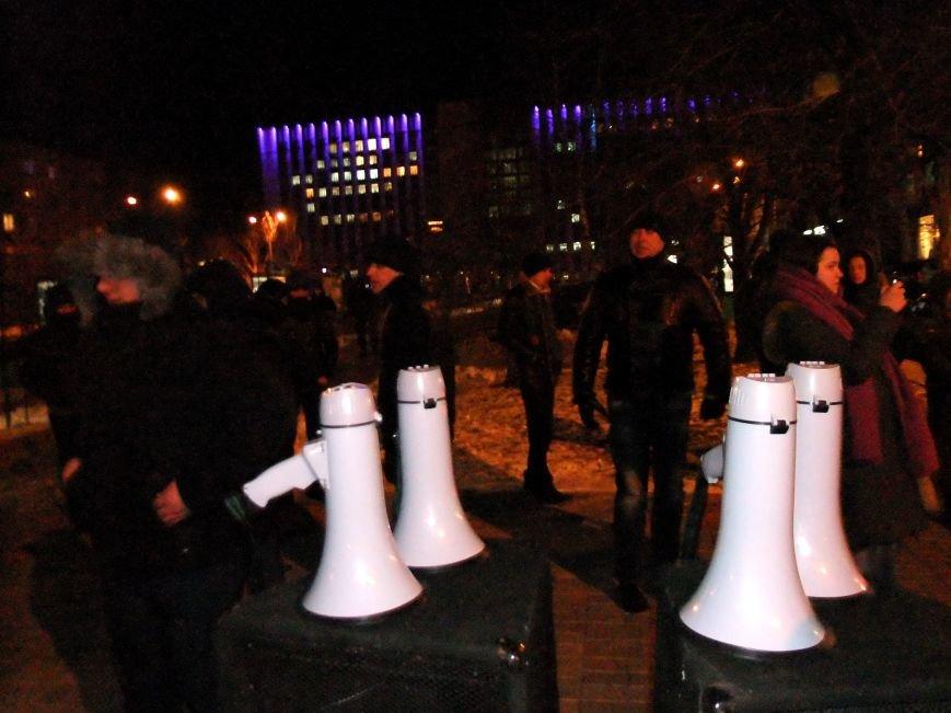 Евромайдан в Донецке «разогнали» регионалы (фото, видео), фото-9