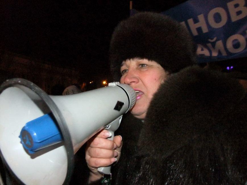 Евромайдан в Донецке «разогнали» регионалы (фото, видео), фото-8