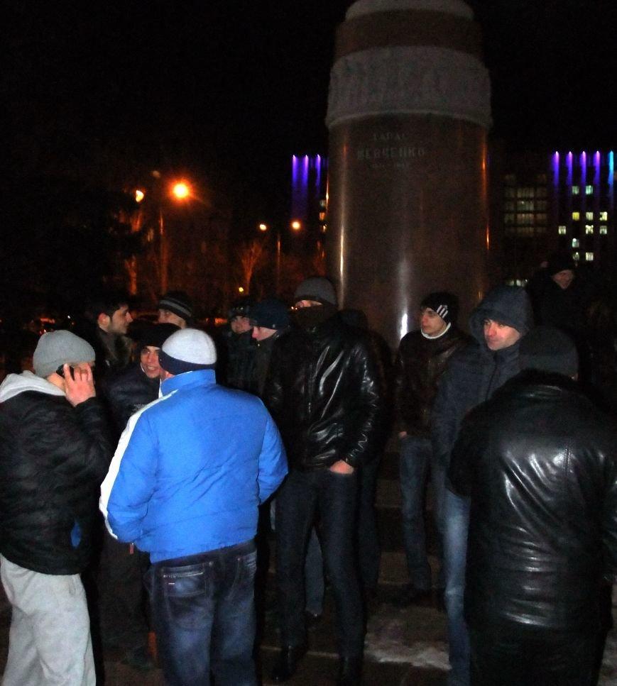 Евромайдан в Донецке «разогнали» регионалы (фото, видео), фото-3