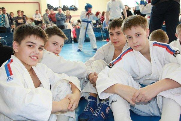 Успешное выступление юных спортсменов рукопашного боя в Домодедово, фото-1