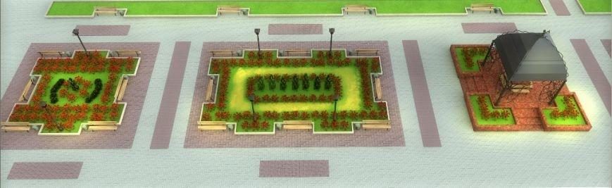 Проект реконструкции Топталовки: как будет выглядеть главная площадь Артемовска (ФОТО), фото-8