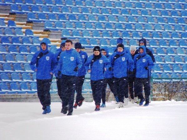 МФК «Николаев» начал подготовку к весенней части чемпионата первой лиги (ФОТО), фото-1