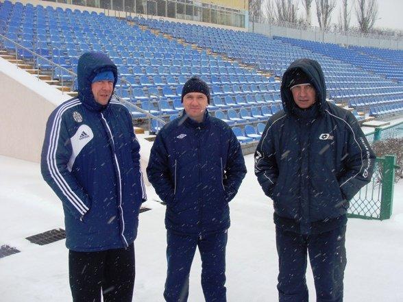 МФК «Николаев» начал подготовку к весенней части чемпионата первой лиги (ФОТО), фото-2