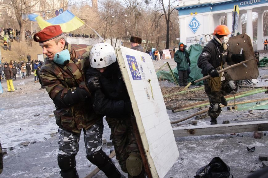 В акциях протеста в Киеве пострадали и черниговские журналисты (ОБНОВЛЕНО + ФОТО), фото-5