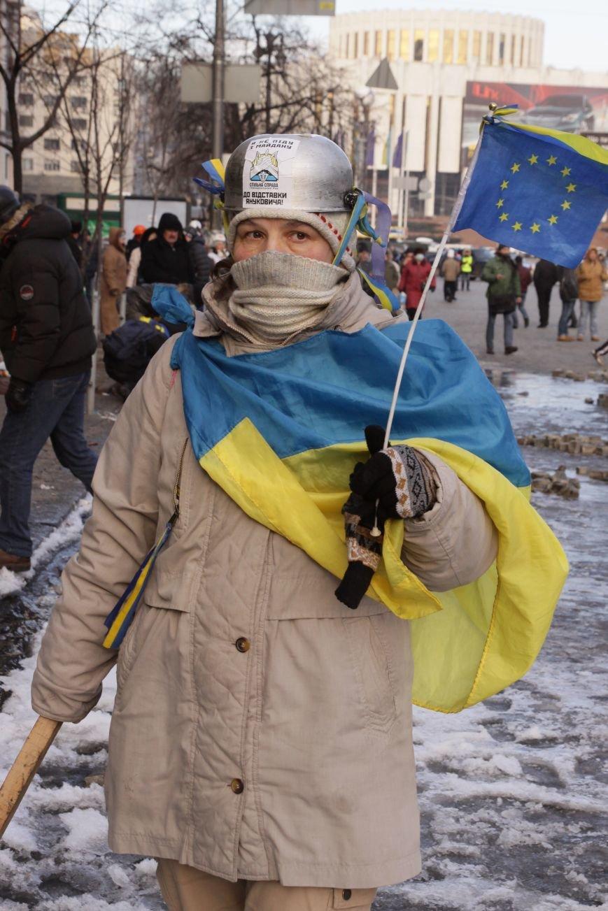 В акциях протеста в Киеве пострадали и черниговские журналисты (ОБНОВЛЕНО + ФОТО), фото-4