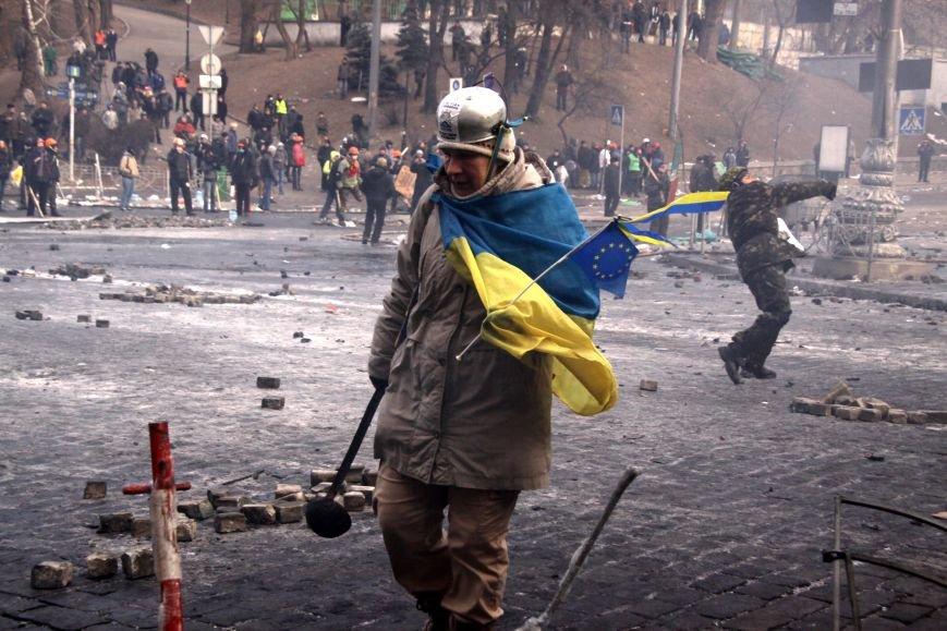 В акциях протеста в Киеве пострадали и черниговские журналисты (ОБНОВЛЕНО + ФОТО), фото-2