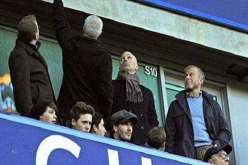 Ярославский приехал в Лондон к Роману Абрамовичу и посетил футбольный матч (ФОТО), фото-2