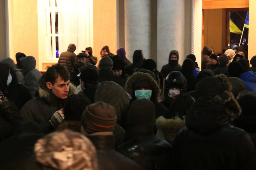 В Черкассах прошел захват Облрады (информация дополняется), фото-6