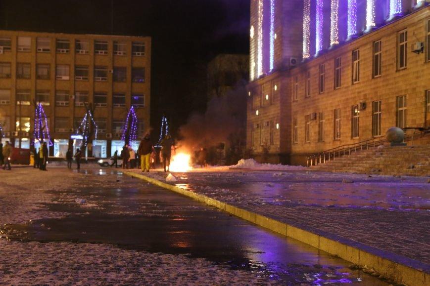 В Черкассах прошел захват Облрады (информация дополняется), фото-8
