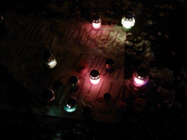 Житомирські мітингувальники залишили майдан Корольова (ФОТО, ВІДЕО), фото-4