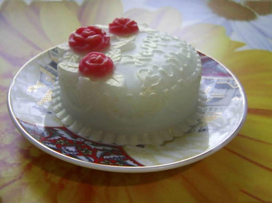 «Hand-Made по-горловски»: горловчанка создаёт из мыла и эфирных масел пирожные, конфеты и мороженое, фото-9