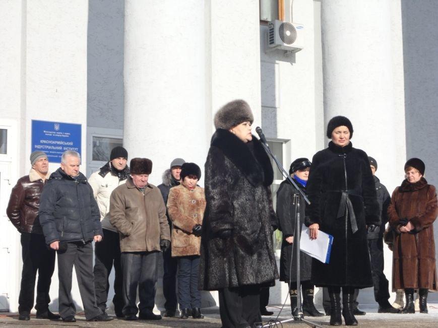 Больше тысячи красноармейчан вышли на митинг в поддержку власти (ФОТО), фото-9