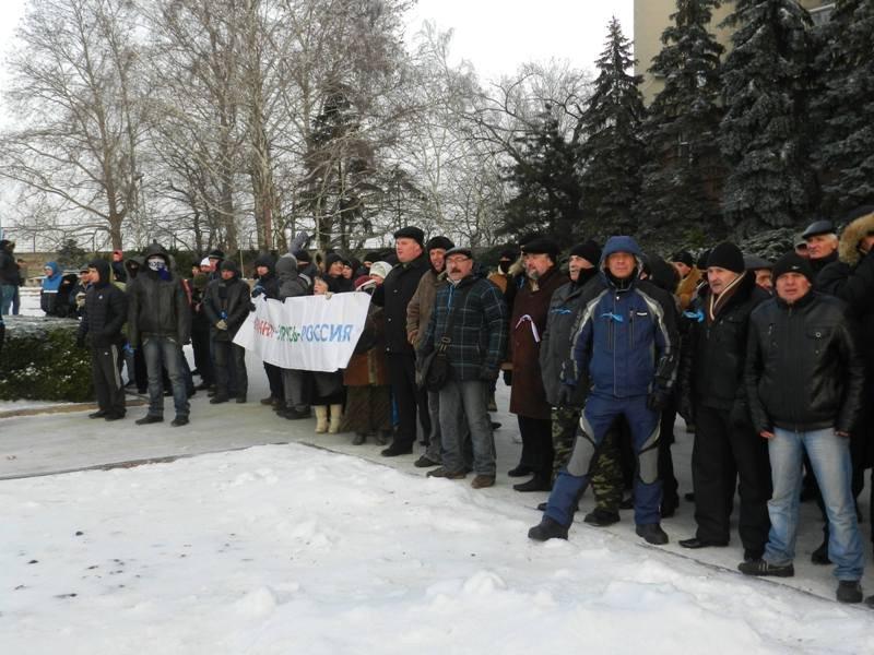 Николаевцы маршем-панихидой почтили память погибших киевских активистов (ФОТОРЕПОРТАЖ), фото-9
