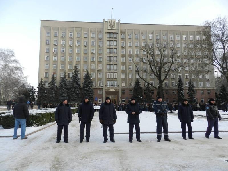 Николаевцы маршем-панихидой почтили память погибших киевских активистов (ФОТОРЕПОРТАЖ), фото-8