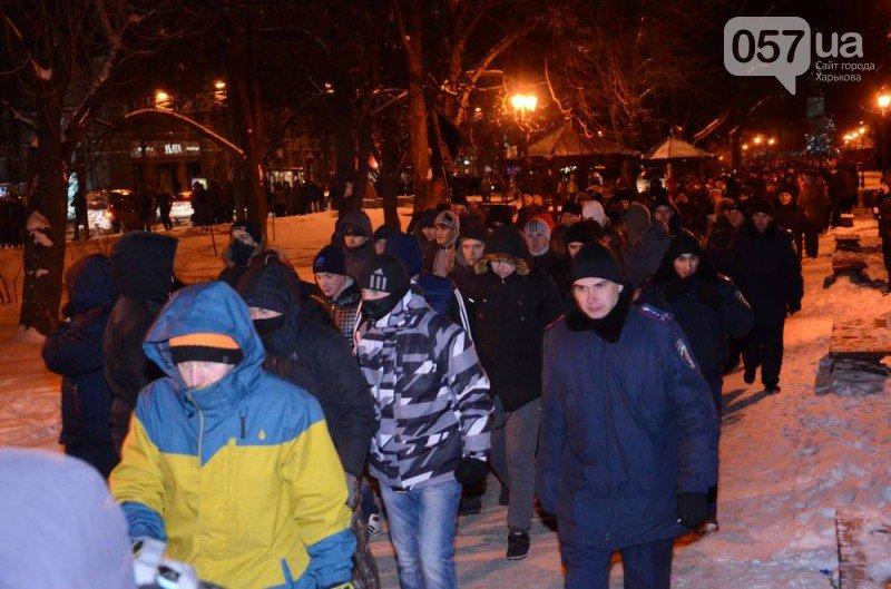 В центре Харькова на евромайдановцев напали «титушки». Пострадали также два журналиста (видео), фото-2