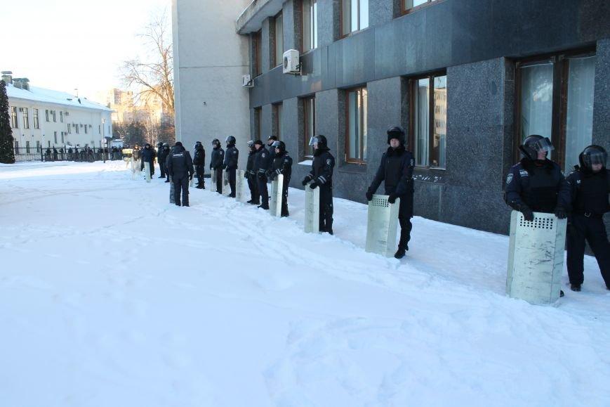 В Сумах пикетировали «регионала» Демуру, а милиционеров призвали перейти к народу (ФОТО+ВИДЕО), фото-2