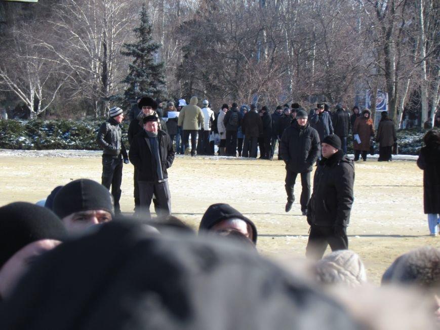 На мариупольском майдане  осудили политику правительства, пели гимн  и молились  за Украину ( ФОТО), фото-2