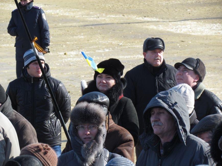 На мариупольском майдане  осудили политику правительства, пели гимн  и молились  за Украину ( ФОТО), фото-3